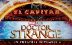 Marvel Fan Families And Kids Attend A Special Screening Of Marvel Studios' 'DOCTOR STRANGE' In 3D Hosted By Stan Lee