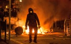 Riots In Hong Kong During Chinese New Year