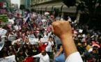 Immigrants Hold Marches Across U.S. On May Day