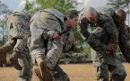 US Army training