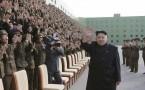 North Korea's leader Kim Jong Un