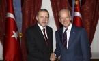 U.S. Vice President Joe Biden (R) and Turkey's President Tayyip Erdogan
