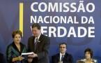 Brazilian President Dilma Rousseff (L)