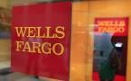A Wells Fargo ATM